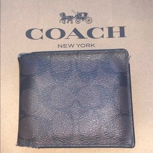 Coach Men Wallet!